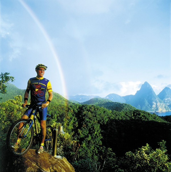 Jungle Biking Special One Week at Anse Chastanet